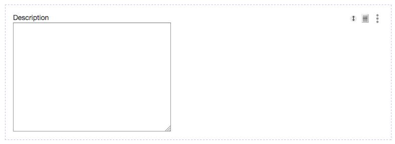 Multiple field type